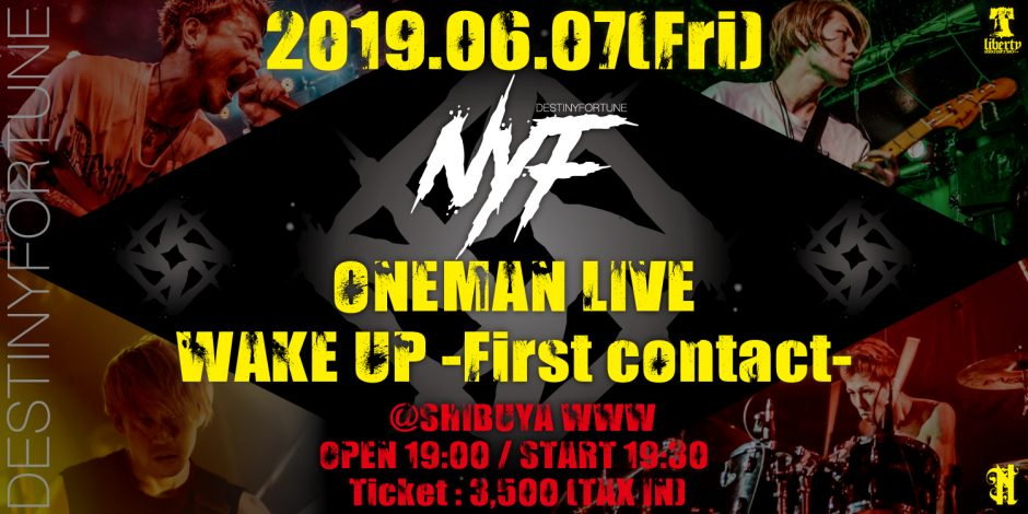NYF ONE MAN LIVE